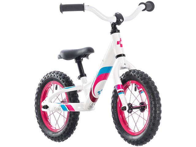 Cube Cubie 120 walk Løbecykel Børn hvid (2019) | Learner Bikes